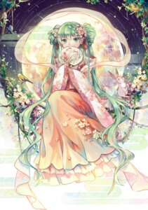 Rating: Safe Score: 35 Tags: asian_clothes chuushuu_meigetsu_miku ekita_gen hatsune_miku vocaloid User: Mr_GT