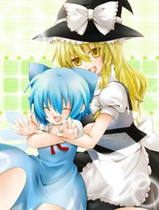 Rating: Safe Score: 9 Tags: akatsuki_yakyou cirno kirisame_marisa touhou User: Radioactive