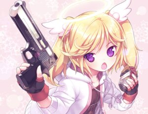Rating: Safe Score: 48 Tags: gun kiira User: blooregardo