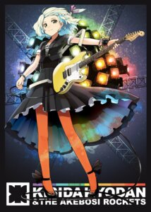 Rating: Safe Score: 15 Tags: dress guitar kurobuta_gekkan pantyhose User: charunetra