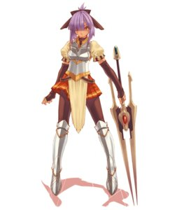 Rating: Safe Score: 10 Tags: armor hirano_katsuyuki idea_factory nora-nora pantyhose spectral_souls spectral_souls_ii sword thighhighs User: Radioactive