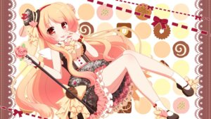 Rating: Questionable Score: 28 Tags: ringoyuyu User: KazukiNanako