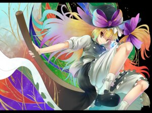 Rating: Safe Score: 4 Tags: kirisame_marisa tani_yuuji touhou User: MK-Scorpion