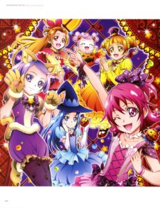 Rating: Questionable Score: 4 Tags: animal_ears dokidoki!_precure dress halloween pantyhose pretty_cure tail witch User: drop