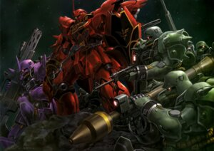 Rating: Safe Score: 19 Tags: gun gundam gundam_unicorn mecha sinanju weapon User: drop
