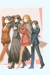 Rating: Safe Score: 6 Tags: business_suit dress gothic_lolita inuzuka_yayoi juuzawa_benika kurenai lolita_fashion mutou_tamaki yamamoto_yamato yamie User: Radioactive
