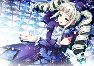 Rating: Safe Score: 25 Tags: aikatsu! akashio gothic_lolita lolita_fashion toudou_yurika wings User: Mr_GT