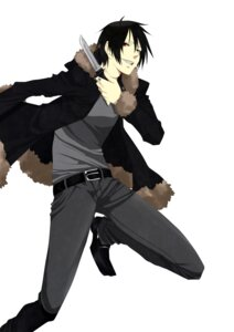 Rating: Safe Score: 2 Tags: durarara!! male orihara_izaya rinego User: charunetra