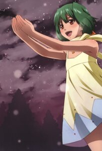 Rating: Safe Score: 11 Tags: macross macross_frontier ranka_lee User: blooregardo
