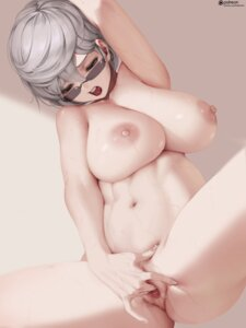 Rating: Explicit Score: 98 Tags: girls_frontline letdie1414 masturbation naked nipples pussy pussy_juice thompson_(girls_frontline) uncensored User: Qpax