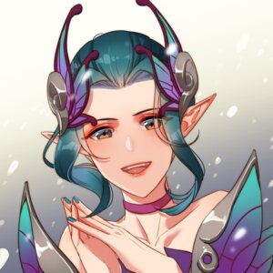 Rating: Safe Score: 11 Tags: hanshi mercy_(overwatch) overwatch pointy_ears wings User: charunetra