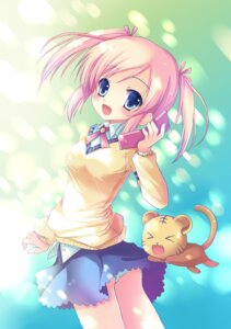 Rating: Questionable Score: 43 Tags: loli neko pantsu seifuku sousouman User: blooregardo