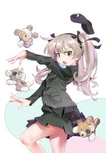 Rating: Safe Score: 16 Tags: bandages girls_und_panzer shimada_arisu tagme uniform User: saemonnokami