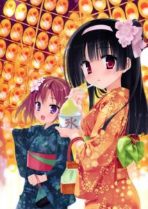 Rating: Safe Score: 60 Tags: kobuichi yukata User: Twinsenzw