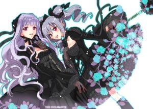 Rating: Safe Score: 42 Tags: gothic_lolita kabukin kanzaki_ranko lolita_fashion shijou_takane the_idolm@ster the_idolm@ster_cinderella_girls User: animeprincess