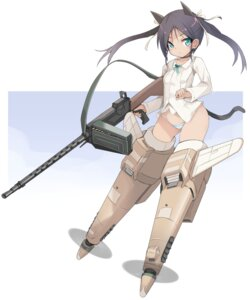 Rating: Questionable Score: 19 Tags: animal_ears francesca_lucchini gun karukan_(monjya) loli nekomimi pantsu shimapan strike_witches tail User: Nico-NicoO.M.