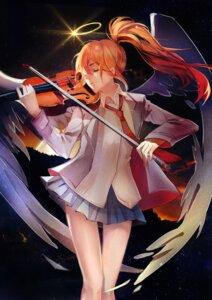 Rating: Safe Score: 17 Tags: angel miyazono_kaori seifuku shigatsu_wa_kimi_no_uso tagme wings User: Spidey