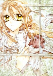 Rating: Safe Score: 6 Tags: otomiya_haine shinshi_doumei_cross tanemura_arina User: syaoran-kun