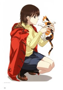 Rating: Safe Score: 10 Tags: happoubi_jin neko User: MDGeist