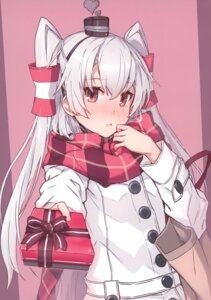 Rating: Safe Score: 31 Tags: amatsukaze_(kancolle) kantai_collection takanashi_kei_(hitsujikan) valentine User: Radioactive