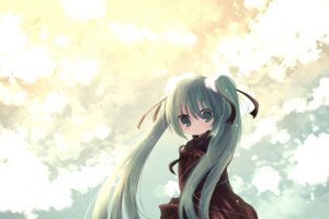 Rating: Safe Score: 9 Tags: hatsune_miku ou vocaloid User: yumichi-sama