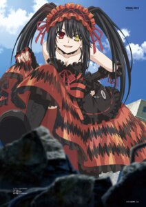 Rating: Safe Score: 28 Tags: date_a_live dress heterochromia tagme tokisaki_kurumi User: kiyoe