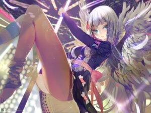 Rating: Safe Score: 70 Tags: lolita_fashion panty_&_stocking_with_garterbelt proopra stocking wings User: blooregardo