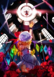 Rating: Safe Score: 17 Tags: flandre_scarlet hakonekohime jpeg_artifacts remilia_scarlet touhou User: Mr_GT