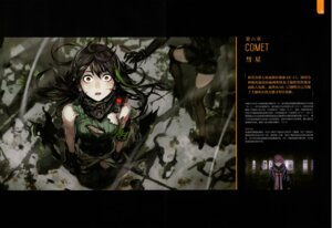 Rating: Questionable Score: 7 Tags: blood cleavage girls_frontline headphones heels stockings tagme thighhighs torn_clothes User: Radioactive
