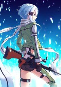 Rating: Safe Score: 53 Tags: gun gun_gale_online nian sinon sword_art_online weapon User: Romio88