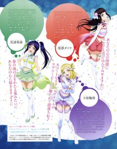 Rating: Questionable Score: 31 Tags: heels kurosawa_dia love_live!_sunshine!! matsuura_kanan ohara_mari thighhighs User: drop