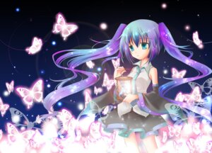 Rating: Safe Score: 19 Tags: hatsune_miku vocaloid yuuki_kira User: charunetra