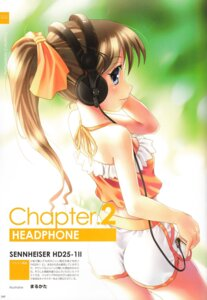 Rating: Safe Score: 29 Tags: headphones marukata User: Radioactive