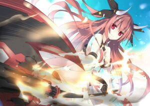 Rating: Questionable Score: 58 Tags: date_a_live itsuka_kotori makadamixa weapon User: fairyren