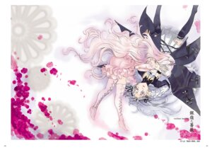 Rating: Safe Score: 6 Tags: dress moruga rozen_maiden suigintou thighhighs User: Radioactive