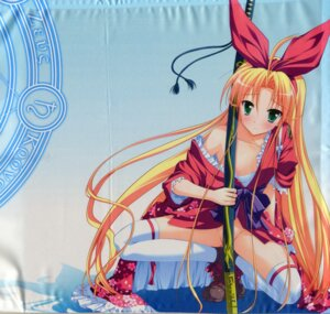 Rating: Questionable Score: 27 Tags: alcot crease engage_links kimono loli marina_lir_violia nimura_yuuji nipples nipple_slip nopan open_shirt sarashi sword thighhighs User: admin2