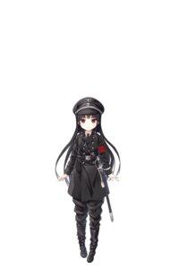 Rating: Safe Score: 19 Tags: cura digital_version hachiroku lose maitetsu sword uniform User: shadowcrash
