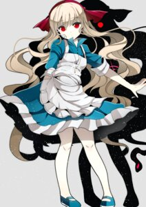 Rating: Safe Score: 41 Tags: dress fumiko_(miruyuana) kagerou_project kozakura_mary User: tbchyu001