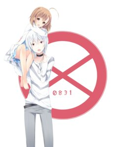 Rating: Safe Score: 18 Tags: accelerator dress last_order sagami_rin to_aru_majutsu_no_index User: shizukane