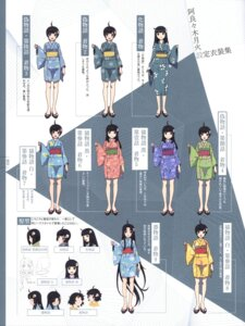 Rating: Questionable Score: 18 Tags: araragi_tsukihi bakemonogatari character_design yukata User: drop