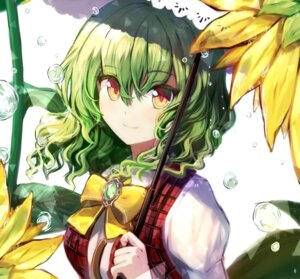 Rating: Safe Score: 34 Tags: fuupu kazami_yuuka touhou umbrella User: Mr_GT