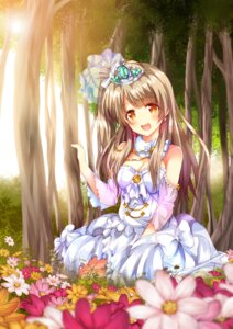 Rating: Safe Score: 33 Tags: cleavage dress fujisaki_kyouya love_live! minami_kotori User: Mr_GT