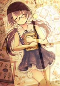 Rating: Safe Score: 35 Tags: dress megane sakura_oriko User: Spidey