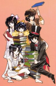 Rating: Safe Score: 2 Tags: ashura clamp ryuu-ou User: Share
