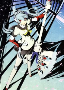 Rating: Safe Score: 27 Tags: labrys megaten persona persona_4:_the_ultimate_in_mayonaka_arena seifuku soejima_shigenori User: Radioactive