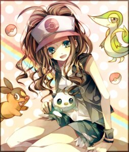 Rating: Safe Score: 43 Tags: oshawott pokemon snivy tepig touko_(pokemon) tsukioka_tsukiho User: Radioactive