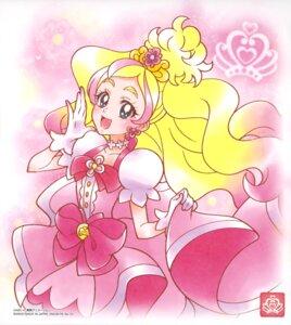 Rating: Safe Score: 5 Tags: dress go!_princess_pretty_cure haruno_haruka pretty_cure skirt_lift tagme User: drop