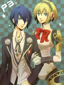 Rating: Safe Score: 13 Tags: aegis arisato_minato headphones megaten persona persona_3 senano_yuu User: Radioactive