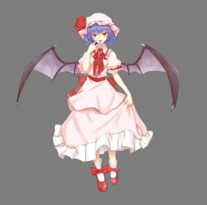 Rating: Safe Score: 8 Tags: magicxiang remilia_scarlet touhou transparent_png wings User: charunetra