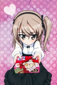 Rating: Safe Score: 43 Tags: dress girls_und_panzer shimada_arisu User: Radioactive